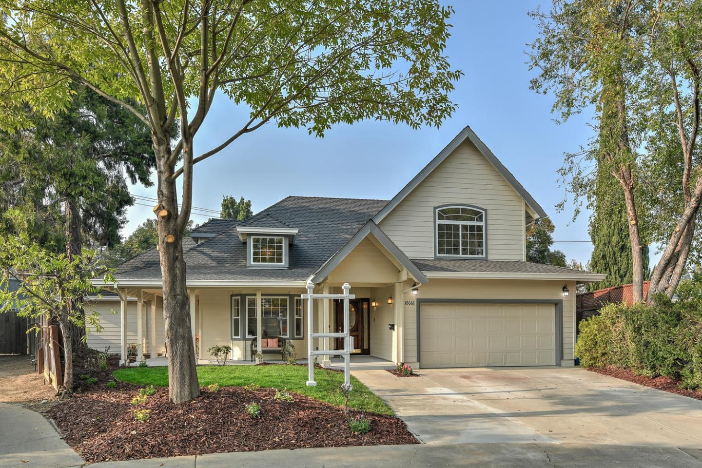Detail Gallery Image 1 of 1 For 18661 Runo Ct, Cupertino, CA, 95014 - 4 Beds | 3/1 Baths